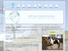 Mill House Animal Sanctuary Sheffield