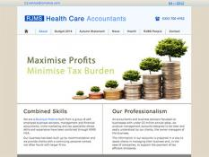 RJMS Health Care Accountants (RJMS HCA) is a Boutique Practice of accountants and business management consultants who specialise in providing business management, accountancy and tax services to the health sector of the UK economy